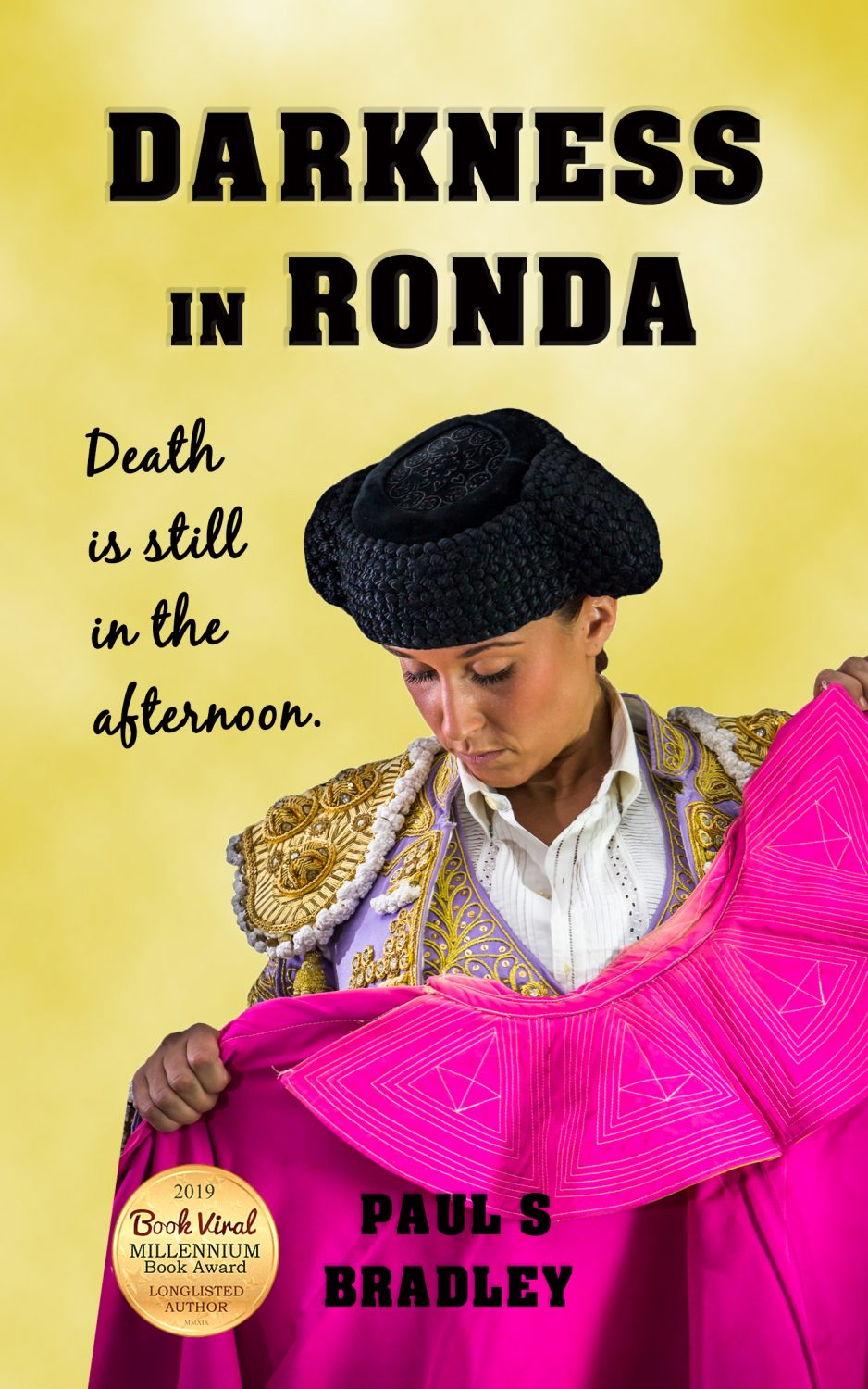 Darkness in Ronda Front Cover